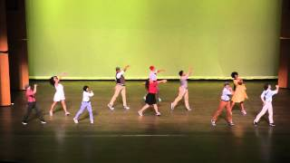 Culture Shock DC (Opening Set) at CS International Showcase 2013 [OFFICIAL]