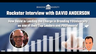 👨‍🏫 Rising Star Interview with David Anderson