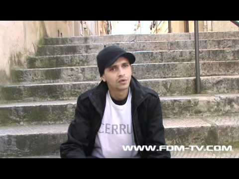 Youtube: INTERVIEW LE RAT LUCIANO www.fdm-tv.com
