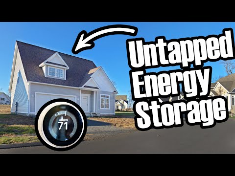 Batteries aren't the only way to store energy. Here's another.