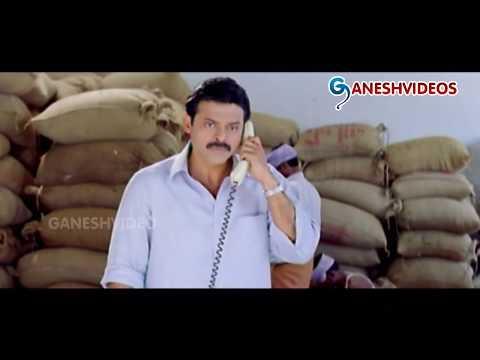 Sankranti Movie Parts 5/13 - Venkatesh, Srikanth, Sneha, Arti Agarwa, Sangeetha - Ganesh Videos