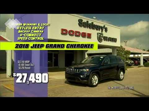 Jeep Dealership Baton Rouge >> Salsbury S Cdjr Baton Rouge Dealership May Jeep Ram Offers Youtube
