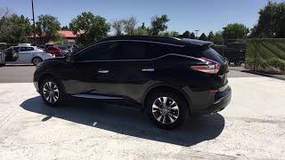 2018 Nissan Murano Aurora, Denver, Parker, Centennial, Littleton, CO J7183
