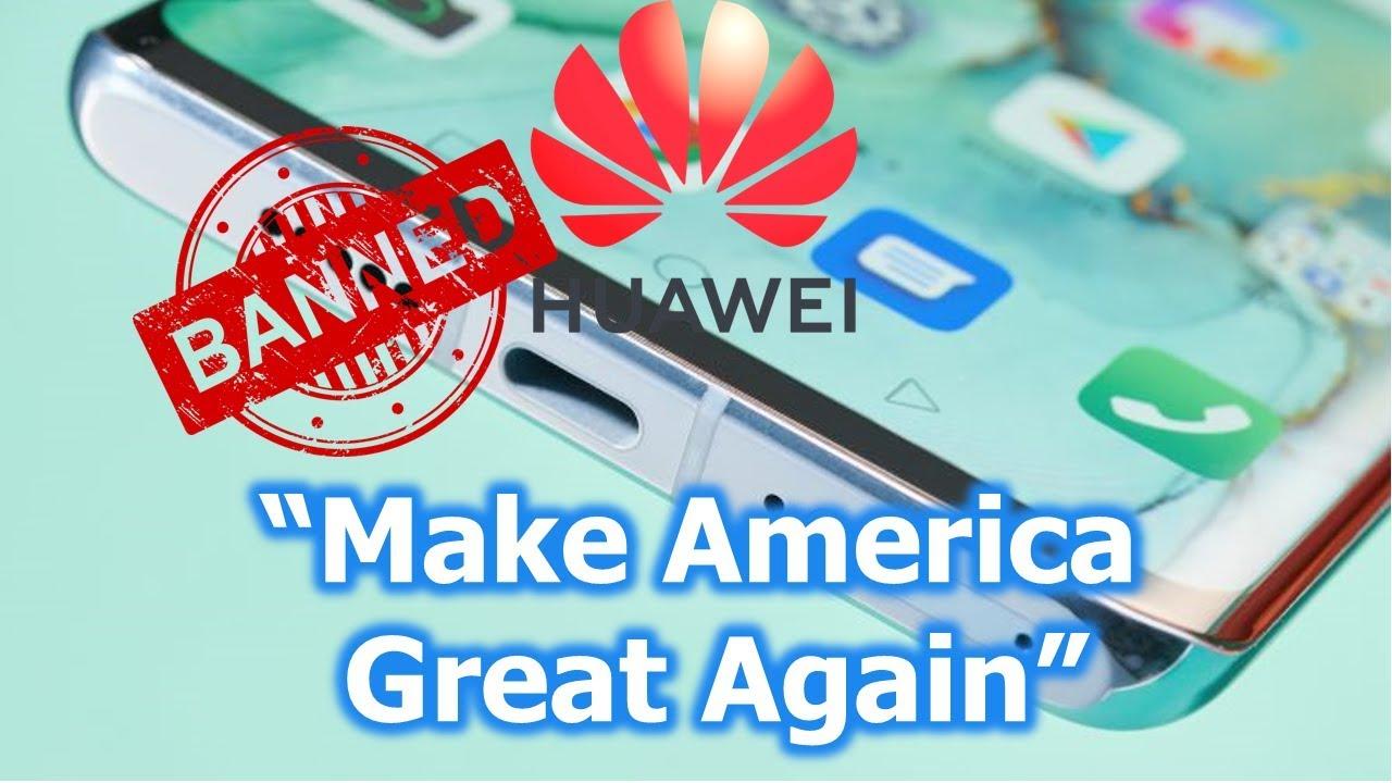 Google Ban Huawei