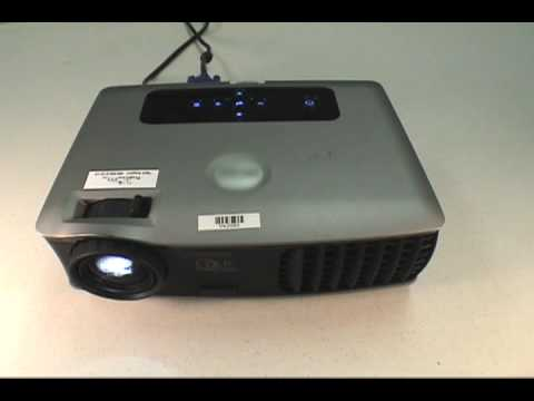how to connect your pc laptop to a dell lcd projector from rh youtube com Dell 3400MP Projector Portable dell 3400mp projector setup guide
