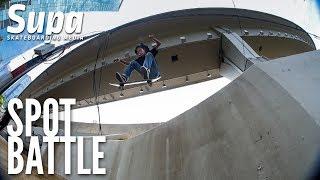 SPOT BATTLE - Rubianda & Fiqi