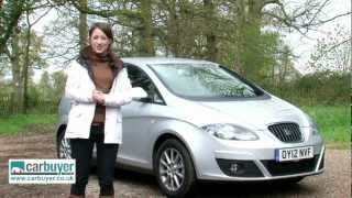 2009 Seat Altea XL Videos