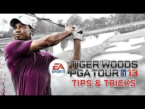 How To Get More Distance - Tiger Woods PGA TOUR 13 Tips & Tricks