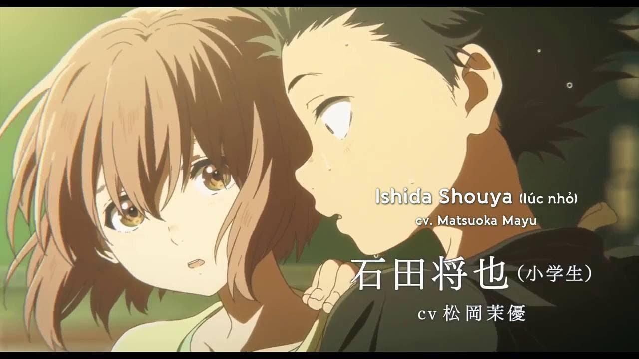 Dáng hình thanh âm - Koe no katachi - a silent voice (FULL HD)
