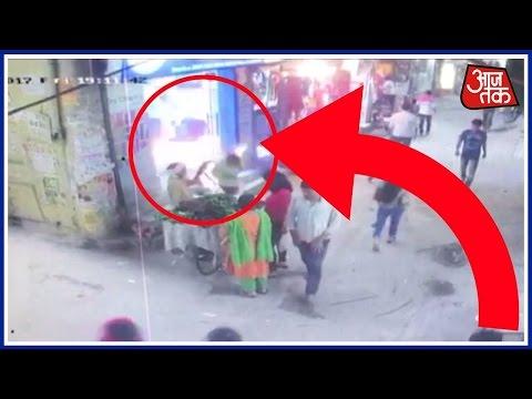 Cylinder Blast In Delhi's Munirka Market Leaves 10 Injured