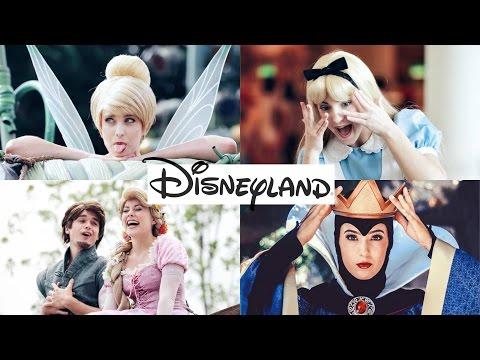 Como é a Disneyland de Paris?