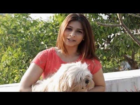 Heavy Petting - My Lhasa Apso is the perfect man: Tanisha Mukherjee