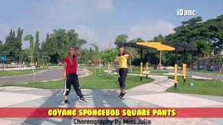 Download lagu Goyang Spongebob Squarepants | iDanceFit TV