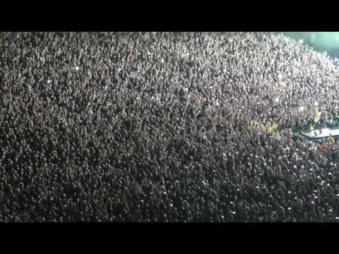 Depeche Mode - AMAZING AUDIENCE Warszawa Stadion Narodowy PGE 21.07.2017 FULL HD