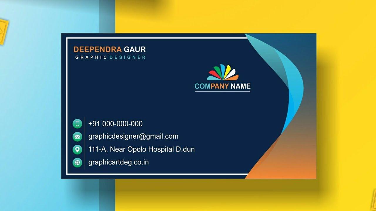 professional business card design  visiting card design