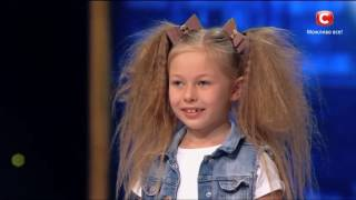 amazing kid dance Vika Rodionova super kids