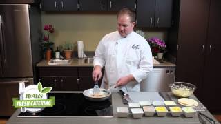 Fish Tacos With Chef Dave From Roth's Fresh Catering