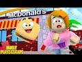 Roblox Escape Evil McDonalds With Molly!