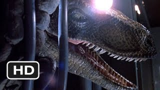 Jurassic Park (7/10) Movie CLIP - Back in Business (1993) HD