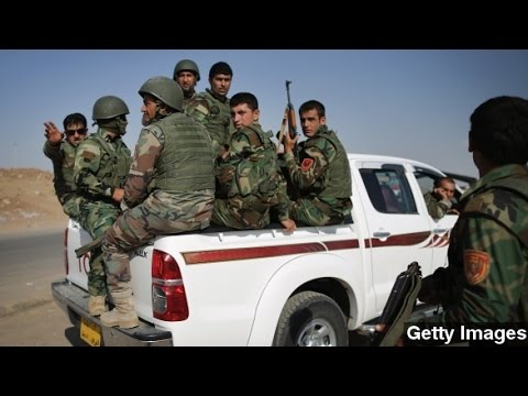 Kurdish Forces Retake Mosul Dam, Deal Blow To ISIS