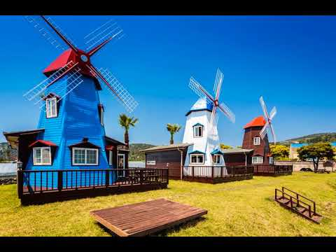 Jeju Olleh Windmill Pension and Guesthouse - Seogwipo - Korea, Republic of