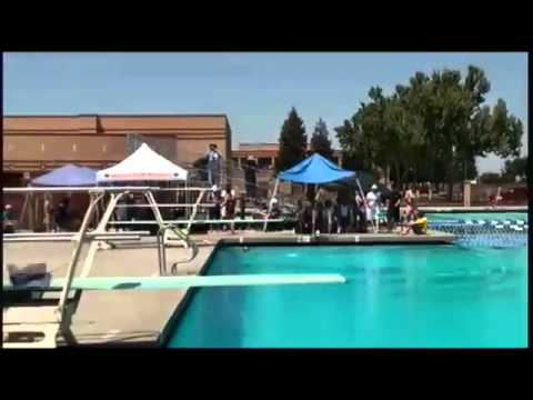 Girls Diving Finals