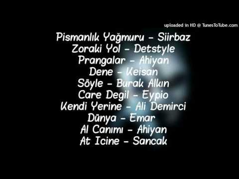 Türkçe Rap'in En İyi ve Nağmeli Nakaratları