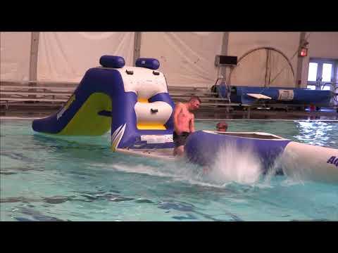 Aquapark rental - Aquatic Center with many slides