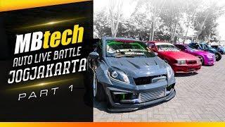 MBtech Auto Live Battle 2018 Jogjakarta #1