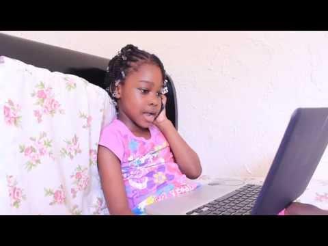 Babysitting My Jamaican Niece | Comedy Sketch | Trabass TV