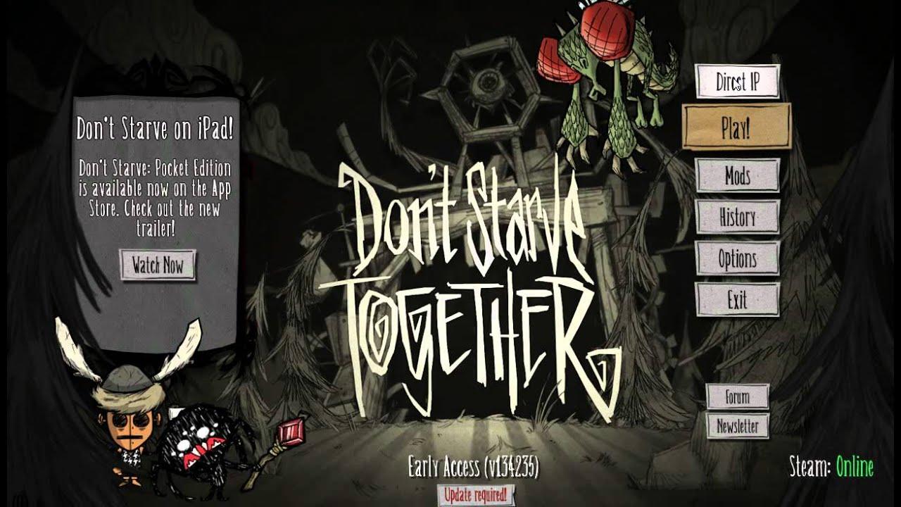 Don't Starve Together Qua Garena