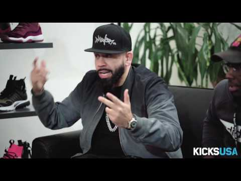 Best Sneakers of 2016 - Live Talk with Mayor