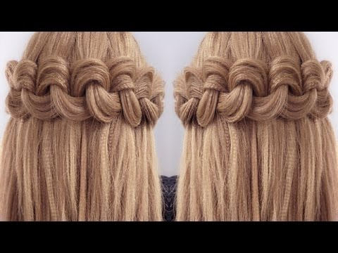 New Hairstyle For Girl Hair Cute 2017 2018 Youtube