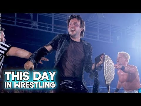 This Day In Wrestling: David Arquette Wins WCW World Heavyweight Championship April 26th