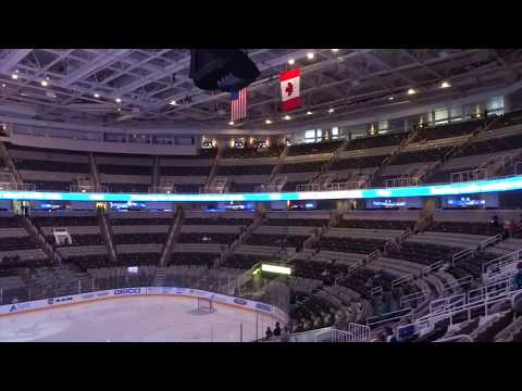 SAP Center - San Jose Sharks - 2014