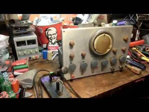 Random Bits 0050: Scythes Frogs Oscilloscopes Soldering Irons and IBM Mainframes
