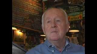 John Murphy, Fine Artist and Owner Land Ho! Restaurant