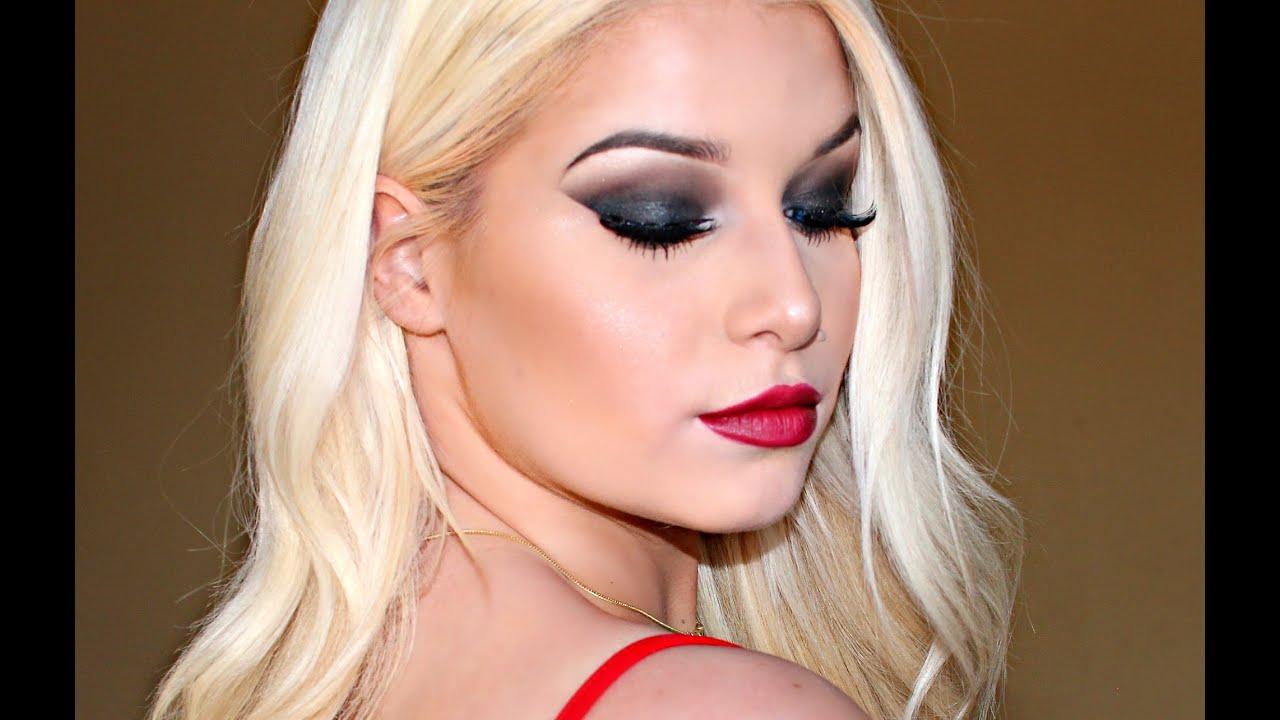 sexy eye makeup tutorial