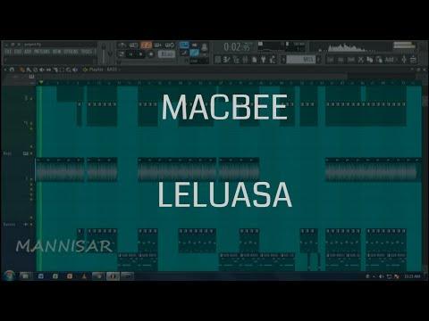 Macbee - Leluasa (Instrumental/FL Studio Remake)
