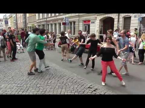 BRN 2013 // SWING - Bunte Republik Neustadt (Dresden) // Lindy Hop