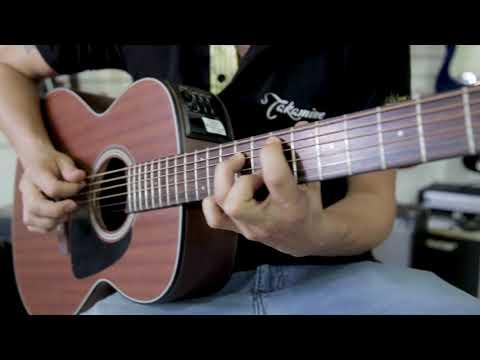 Guitarra Takamine GX11ME - Viajera