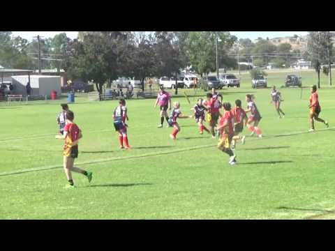 Ladies vs Boomerangs 7 May 2016