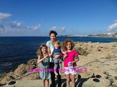 Cyprus Trip Vlog Part 2