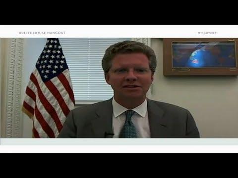 White House Google+ Hangout: Mortgage Refinancing