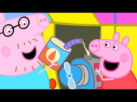 小猪佩奇 第三季 全集合集 | 露营车 | 粉红猪小妹|Peppa Pig | 动画
