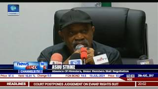 ASUU Strike: Absence Of Minister, Union Members Stall Negotiation