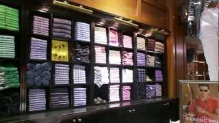Conociendo la tienda Tommy Hilfiger en la 5ta Avenida en NY