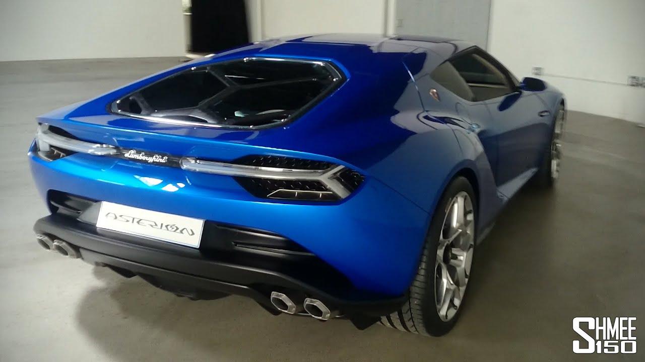 Lamborghini Asterion Lpi910 4 Hybrid Supercar Walkaround Youtube