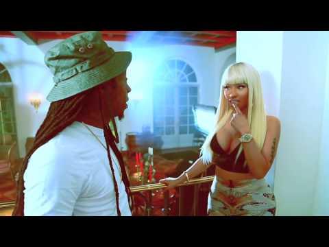 Nicki Minaj 'High School' Behind The Scenes