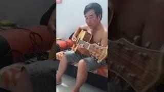 Ngẫu hứng guitar những đồi hoa sim 👍